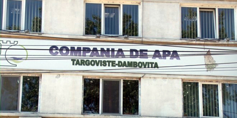 compania de apa targoviste dambovita