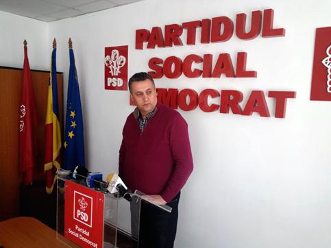 Alexandru Oprea, secretarul executiv al PSD Dâmboviţa