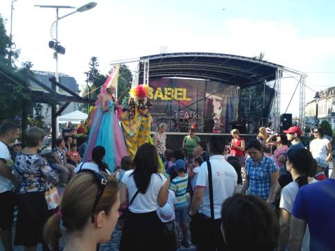picioroange festivalul babel