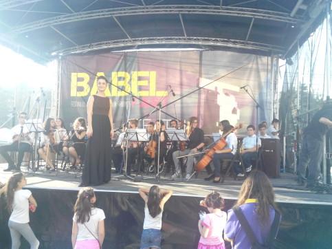 festivalul babel liceul de arta