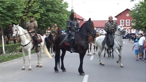 parada medievala