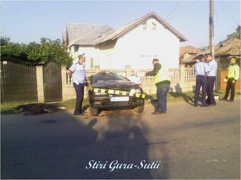 accident gura sutii