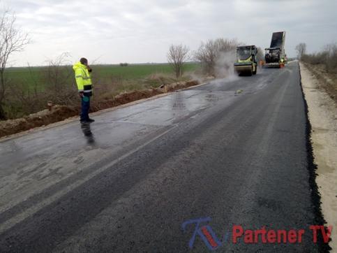 asfaltare drumuri judetene