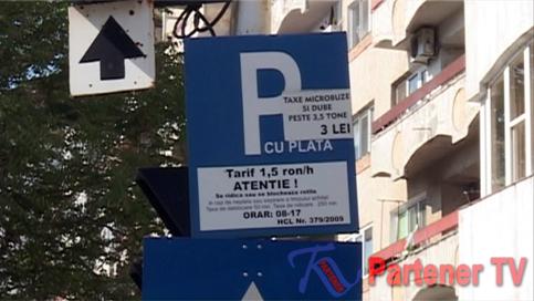parcare cu taxa