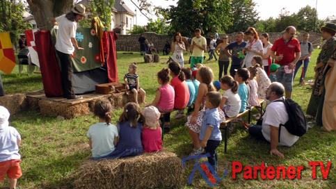 festivalul medieval dracula ursul pacalit de vulpe