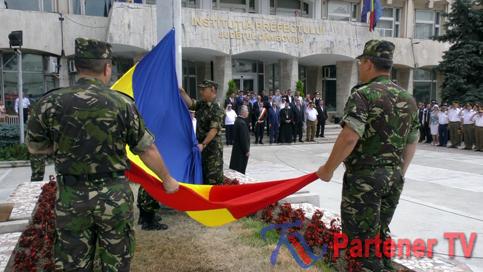 ziua drapelului targoviste