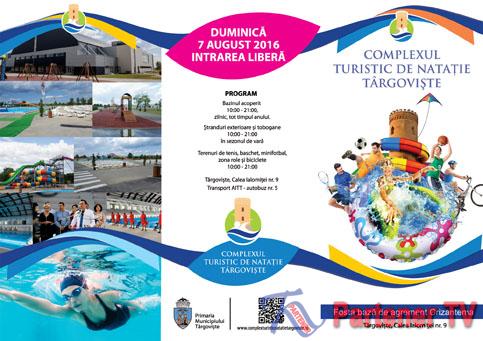 complexul de natatie targoviste 2