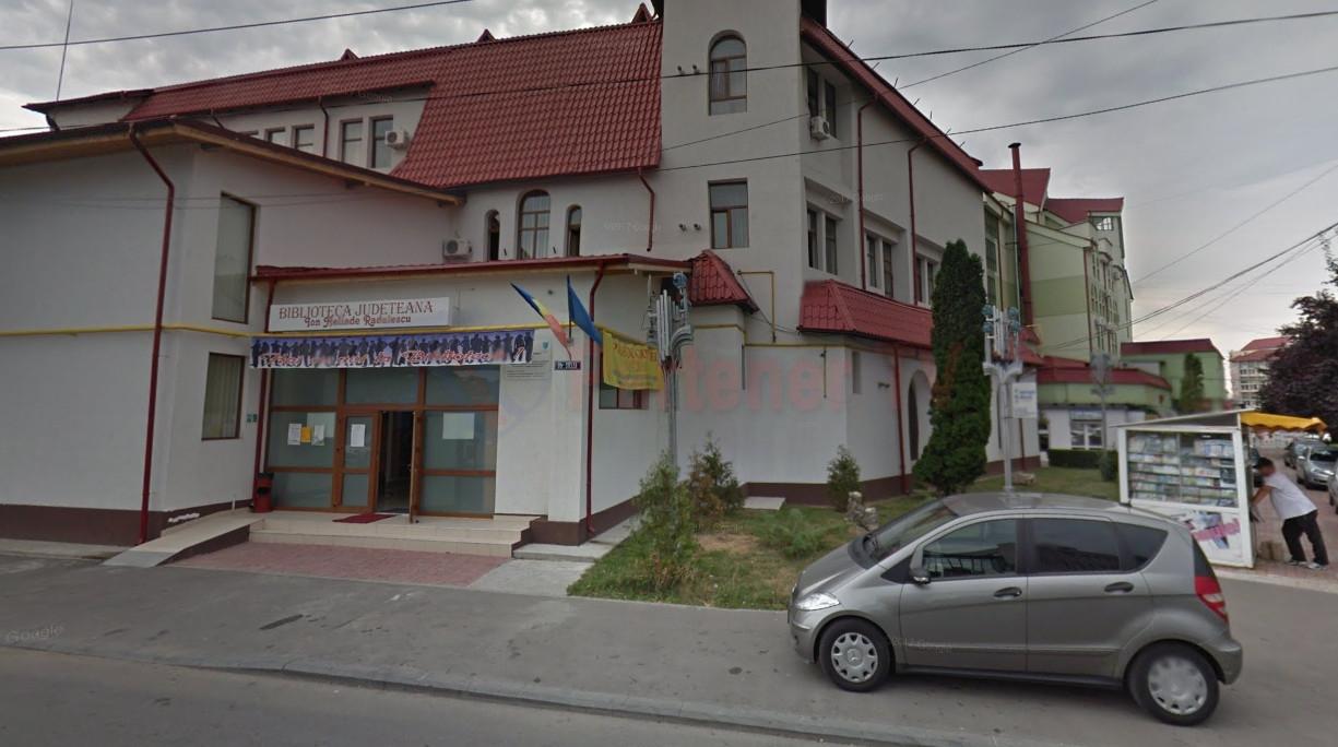 """În contextul  instituirii stării de urgență pe întreg teritoriul României, pe o durată de 30 de zile, Biblioteca Județeană """"I.H. Rădulescu"""" Dâmbovița nu va avea program de lucru cu publicul în toată această perioadă."""