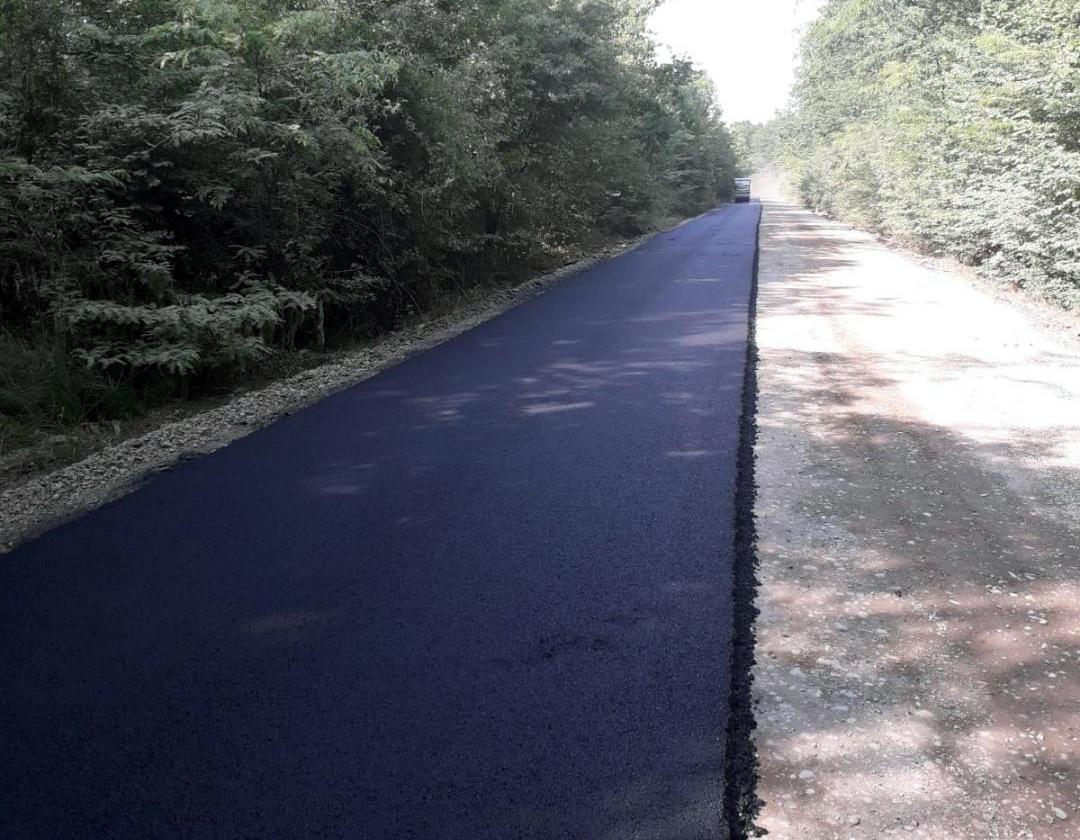 În ultimele săptămâni, drumarii de la LDP Dâmbovița au lucrat  în ritm susținut și au finalizat 1,5 km covor bituminos în Cobia pe DJ 702E Mislea – Ungureni.  Această investiție  face parte  din cadrul programului de reparații și întreținere a drumurilor județene, finanțat din bugetul propriu al CJ Dâmbovița. În primă fază, drumarii au lucrat pe tronsonul de 1,5 km dar este vorba despre  lucrări  care vizează asfaltarea a 5 km de drum și sunt executate de SC LDP Dâmbovița SA, societate aflată în subordinea CJ Dâmbovița.