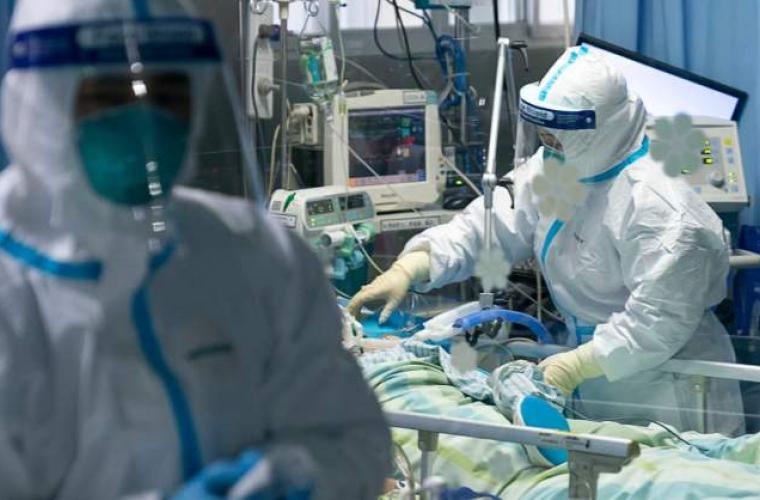 În ultimele 24 de ore, județul Dâmbovița a înregistrar un nou record negativ, șapte decese cauzate de COVID-19.