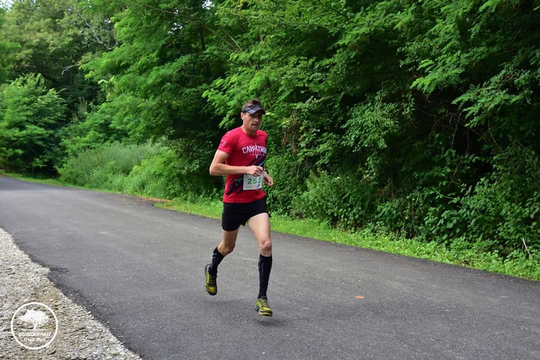 Plutonierul-major Ionuț Timofte a reprezentat timp de peste 4 ani Jandarmeria dâmboviţeană prin participarea la mai mult de 70 de competiții sportive (maratoane montane, semimaratoane pe asfalt, crosuri etc.), la care a obținut rezultate notabile.