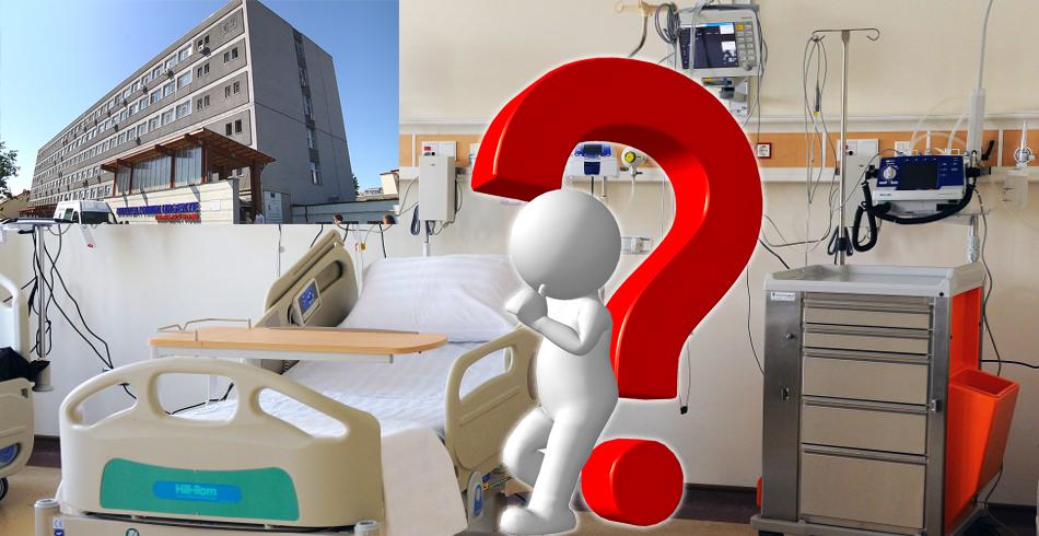 """Secția specială de Terapie Intensivă COVID-19 din cadrul Spitalului Județean de Urgență Târgoviște, a intrat în """"moarte clinică"""" din lipsă de medici anesteziști."""
