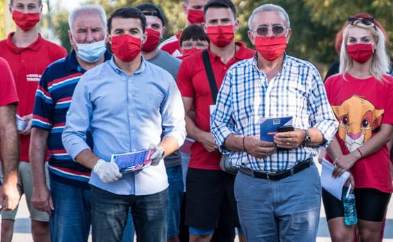 Organizația PSD Aninoasa, condusă de tânărul Vlăduț Niculae care este și candidat la funcția de primar, postează mesaje denigratoare la adresa contracandidaților, mesaje pe care ulterior nu și le mai asumă și le șterge.