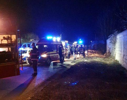 Asigurare de zona la un accident rutier produs în comuna Filipeștii de Pădure, sat Dițești.